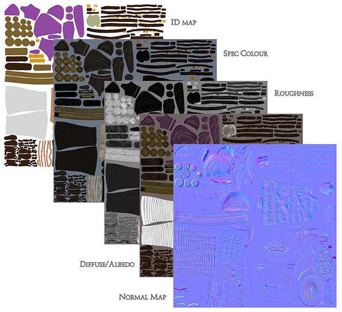 Hoplomachus_textures